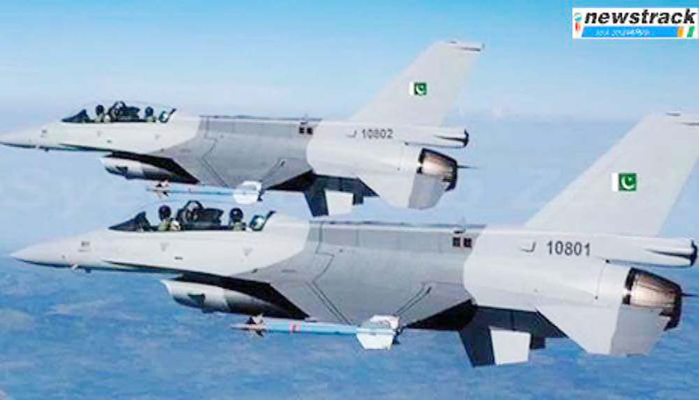 US reprimanded Pakistan for misusing F-16 fighter jet: Report