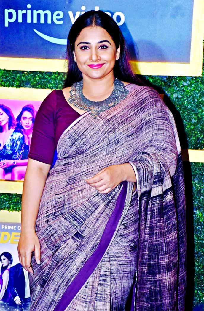 Vidya announces release date of Shakuntala Devi