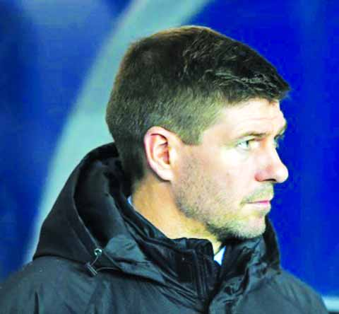 Steven Gerrard signs new deal at Rangers until 2024