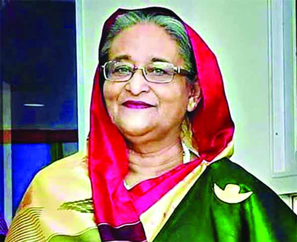 Hasina 29th in Forbes' most influential woman