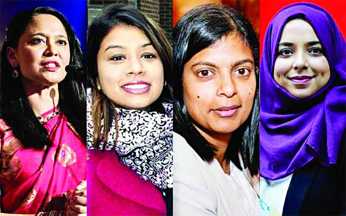 4 of BD origin women win UK election
