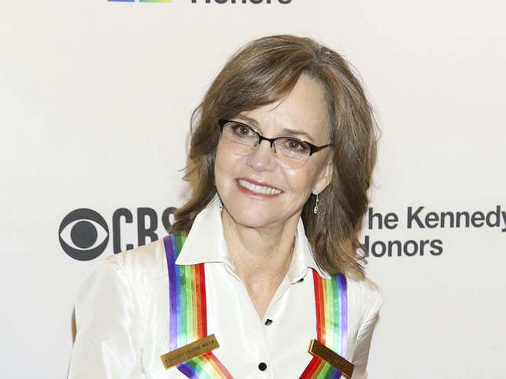 US actress Sally Field joins Jane Fonda's climate protest, arrested