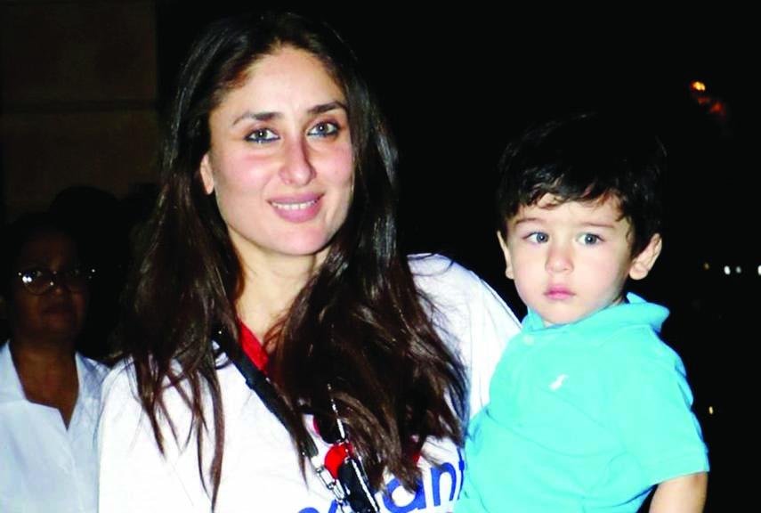 Kareena reveals Taimur Ali Khan's birthday plans
