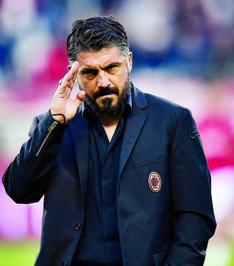 Napoli beaten 2-1 by Parma in Gattuso's debut