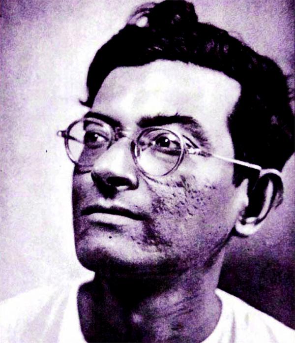 Novelist Manik Bandyopadhyay