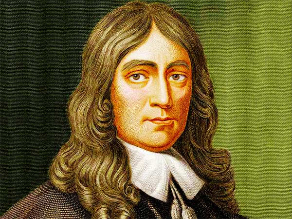 Poet John Milton