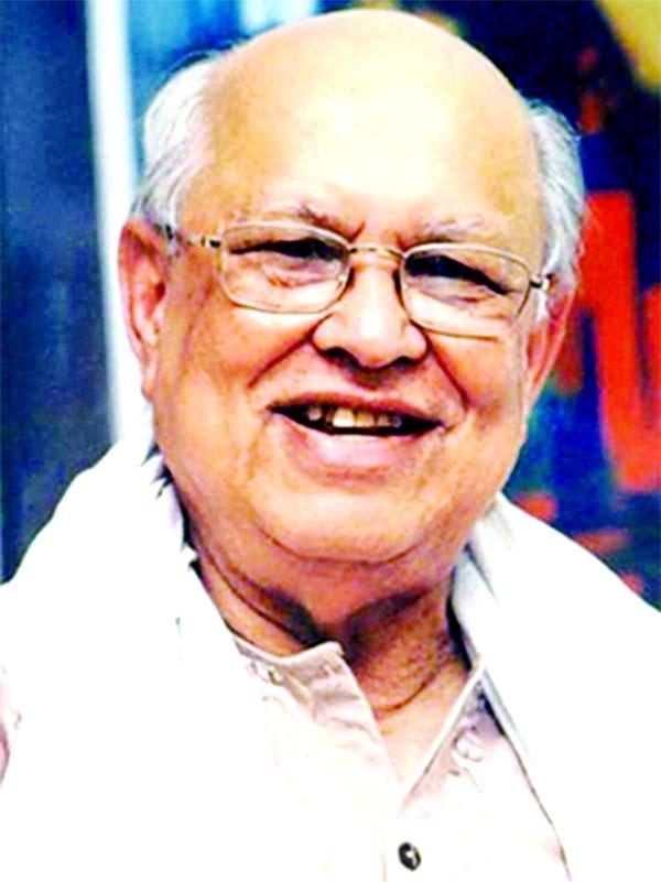 Poet, writer Mahbub-ul-Alam Chowdhury