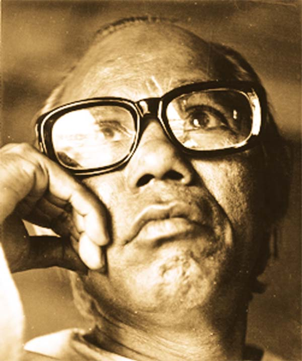 Novelist Sarder Jayenuddin