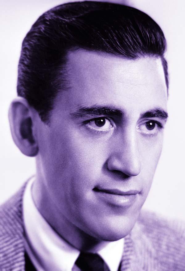 Novelist J D Salinger