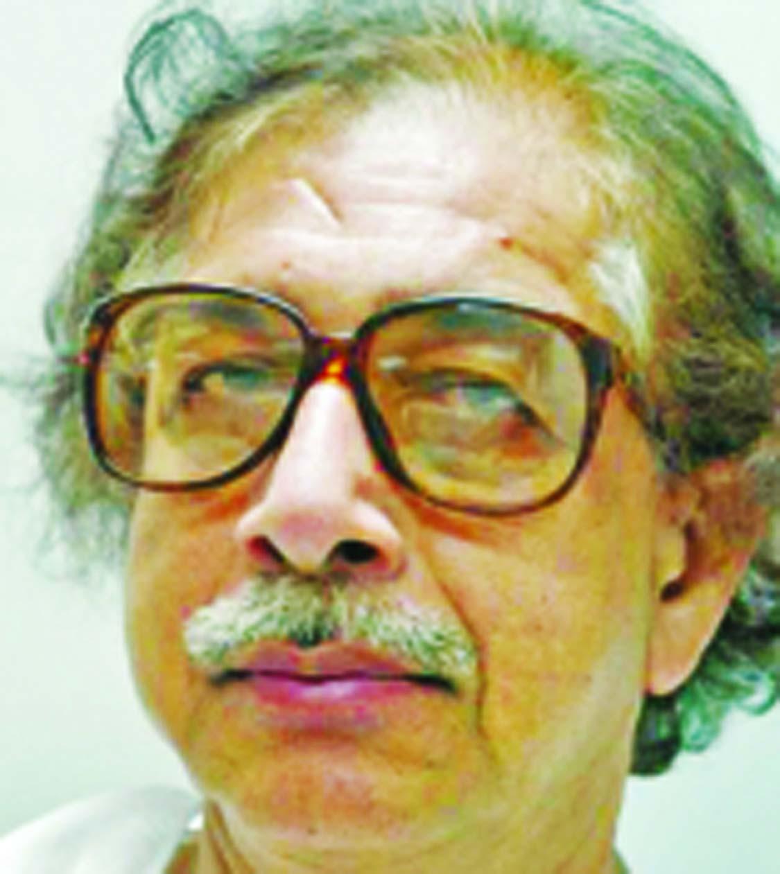 Children's writer Ekhlasuddin Ahmed