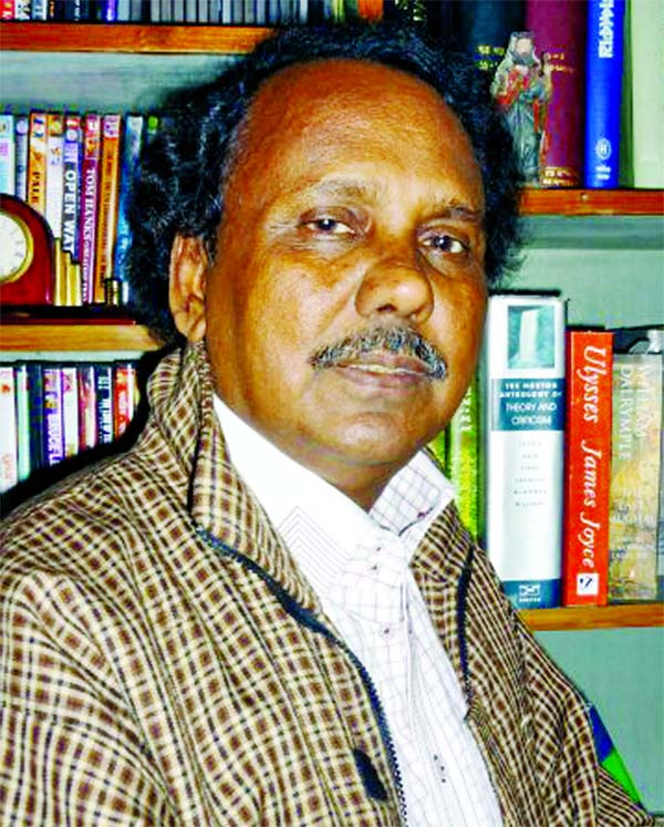 Poet, essayist Khondakar Ashraf Hossain