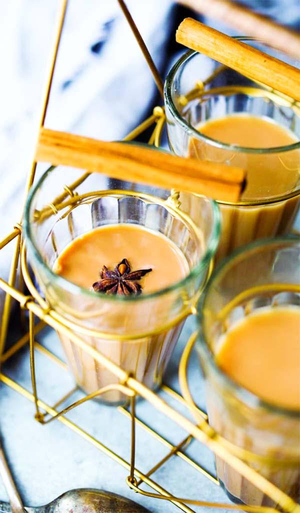 Healthy Masala Tea