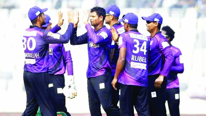 Dhaka Platoon eliminated from BBPL