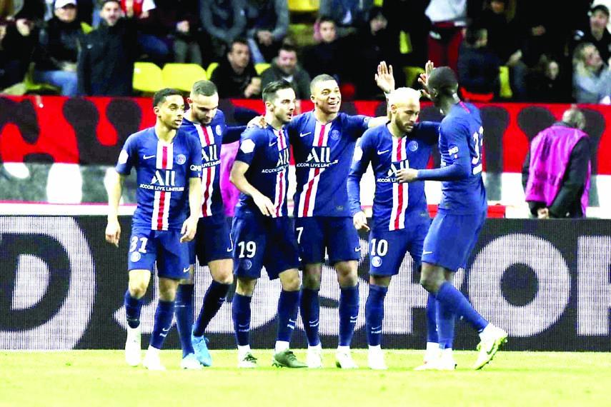 Mbappe returns to haunt   Monaco, hits 20th goal of season