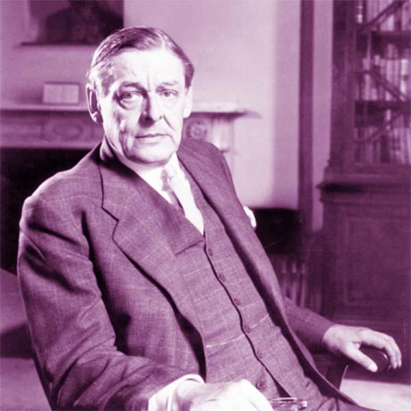 Nobel Laureate Poet T S Eliot
