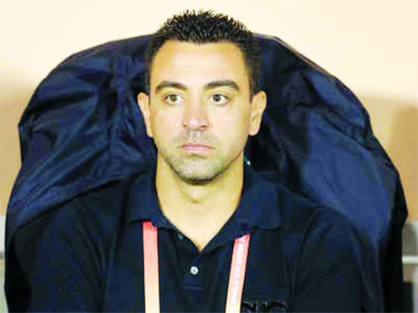 Xavi says it was 'too early' for Barcelona top job