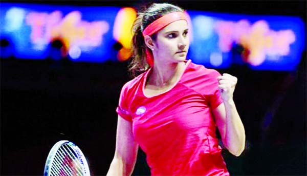 Sania storms into Hobart International women's doubles final