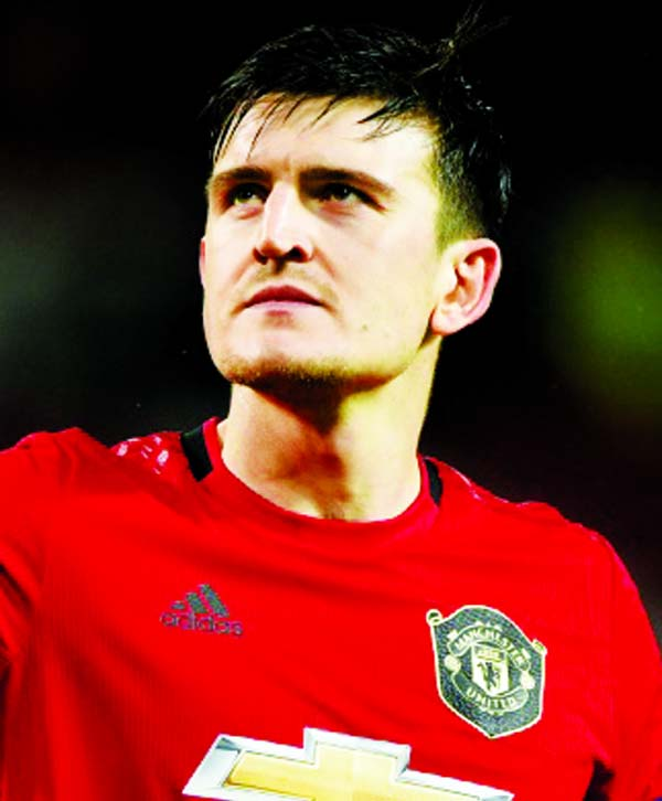 Maguire named as new Man Utd captain
