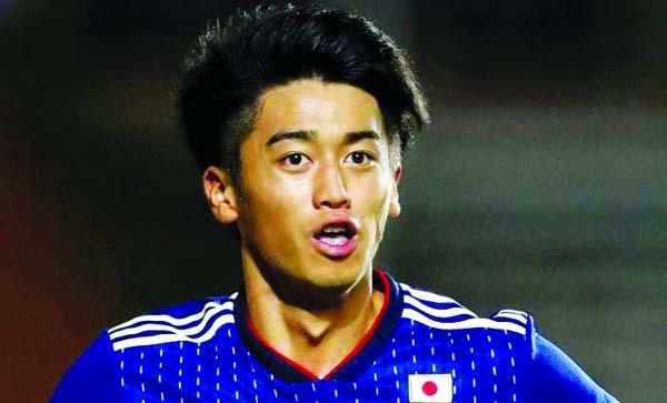 Japan teenage star Nishikawa cool on Barca talk
