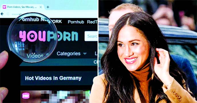 YouPorn offered Meghan job as 'director of special initiatives'