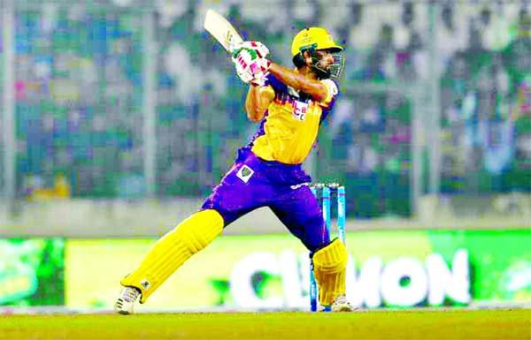Rajshahi Royals clinch BBPL title