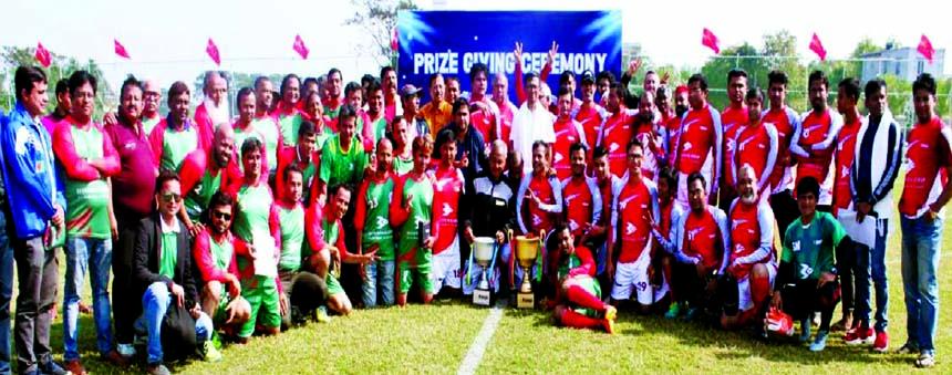 Bashundhara Kings beat BSPA