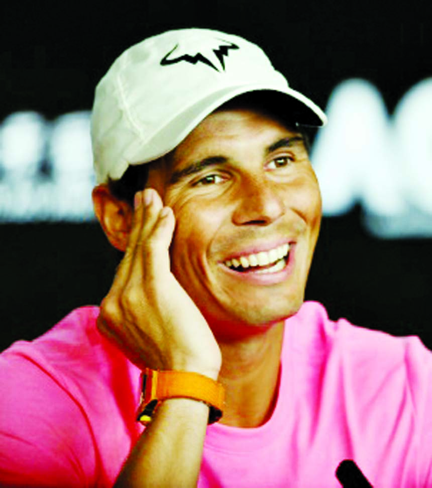 Nadal's tips after defying injury to reach third decade on top