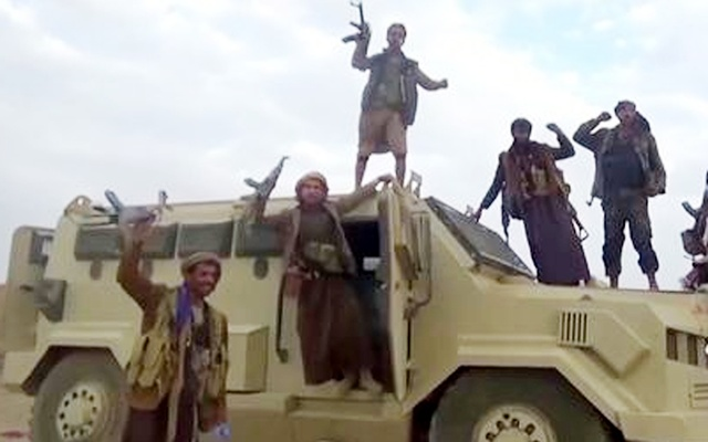 Sixty killed in Houthi attack on camp in Yemen's Marib