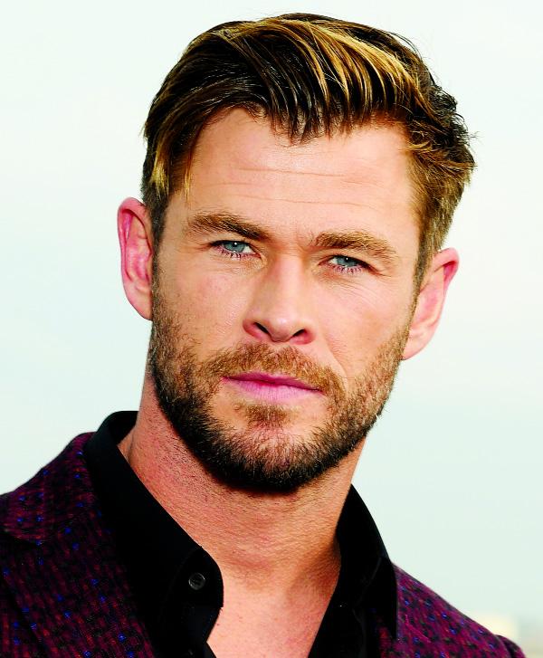 Chris Hemsworth talks about working in a neo-noir thriller