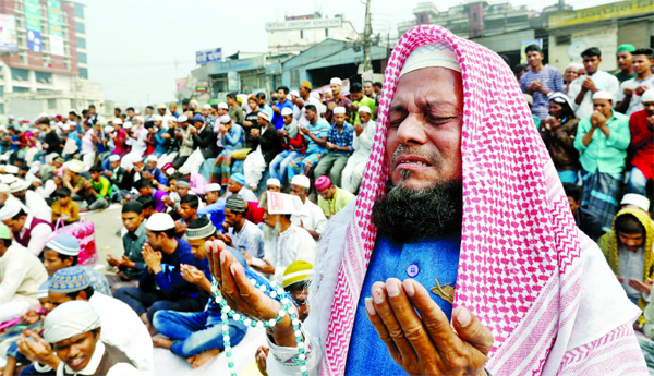 Biswa Ijtema ends seeking divine blessings for Muslims