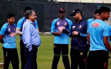 Pressure was from ICC to play WTC game in Pakistan: Papon