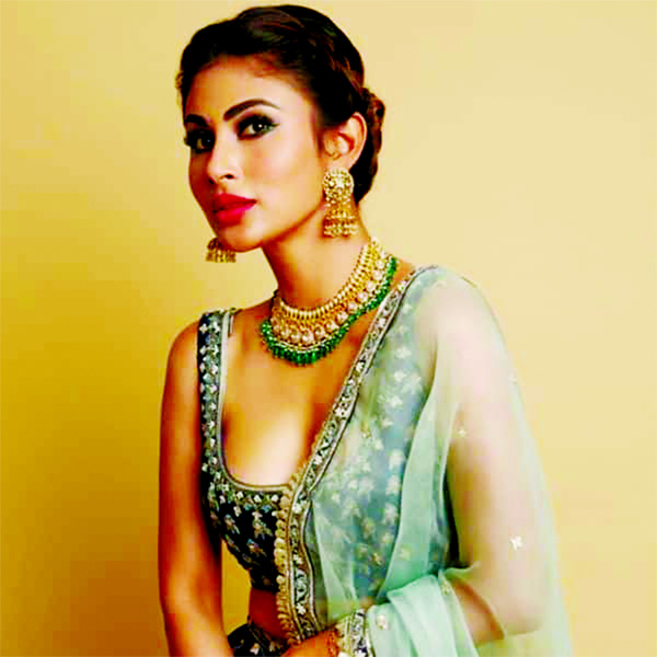 Mouni Roy flaunts her mesmerising side on social media