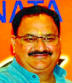 Nadda new BJP chief