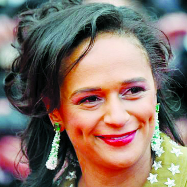 Isabel Africa's richest woman!