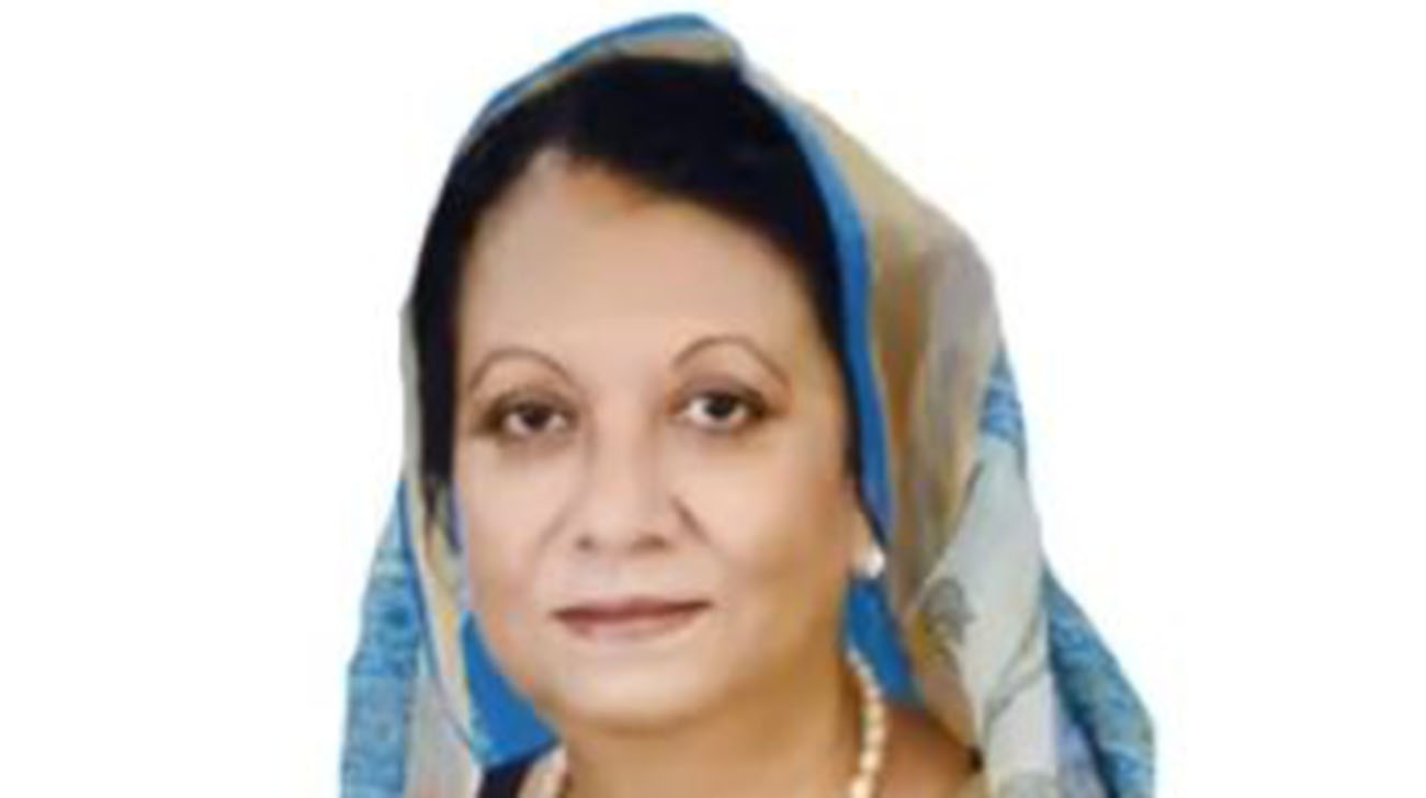 AL MP Ismat Ara Sadique passes away