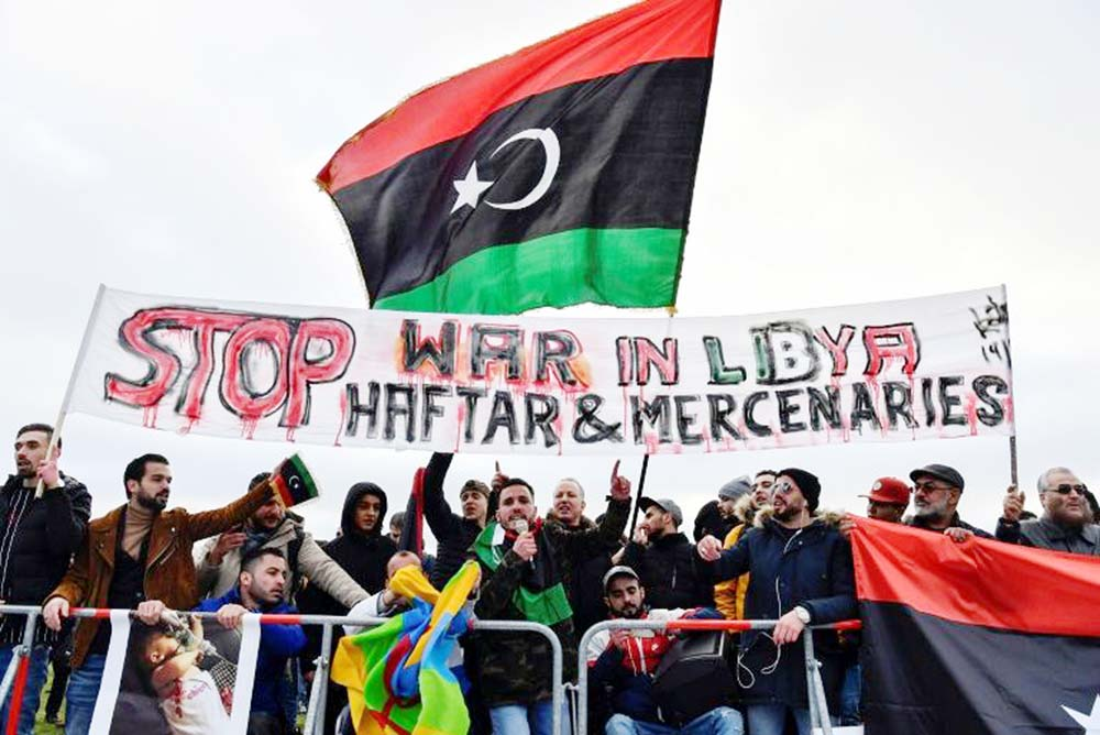 No evidence of Sudan paras fighting in Libya found: UN