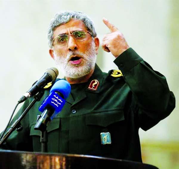 Iran's new army chief vows revenge for Soleimani killing