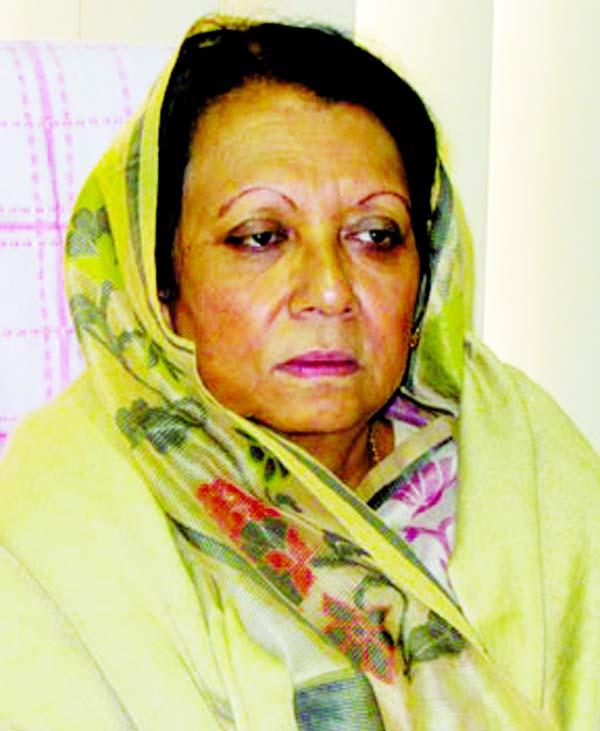MP Ismat Ara passes away
