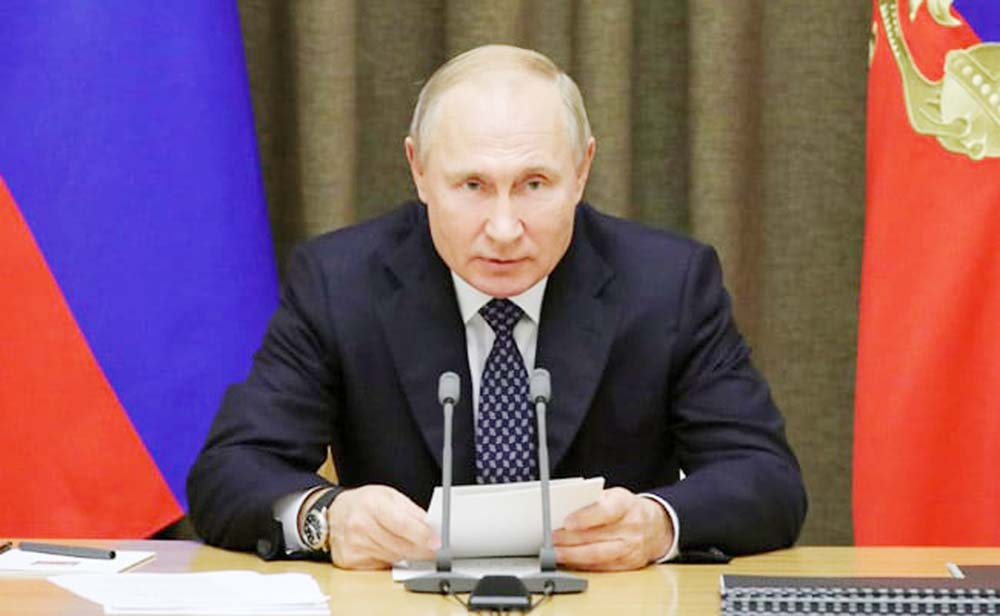 Russia gets new govt in what  Putin calls 'major renewal'