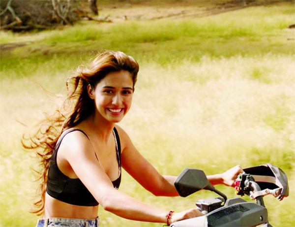 Disha Patani recounts the fun times during Malang shoot