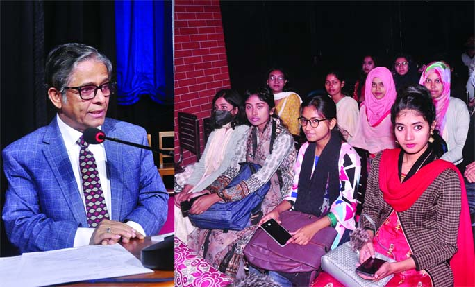 DU VC urges students to respect others