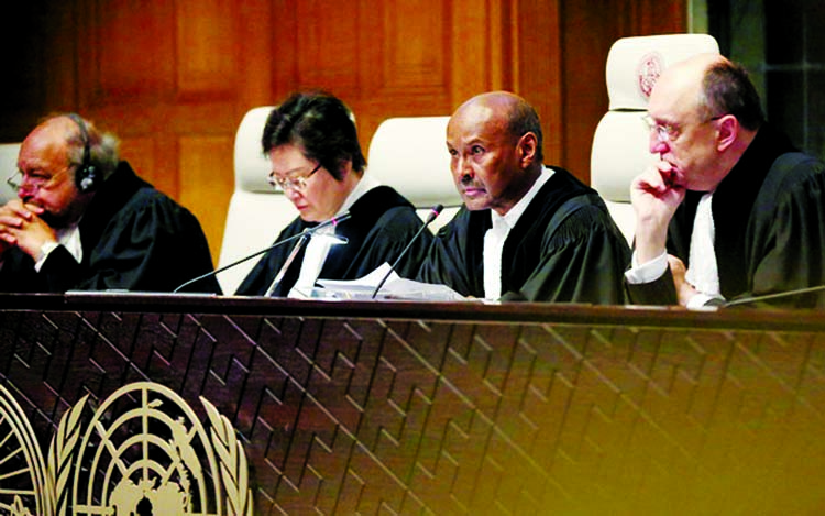 World Court orders Myanmar to prevent Rohingya genocide