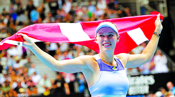 Wozniacki heads into retirement after Australian Open defeat