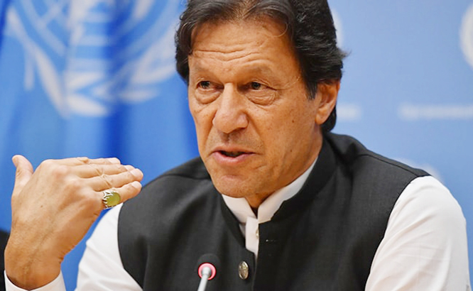 Imran Khan calls for UN action over Kashmir dispute