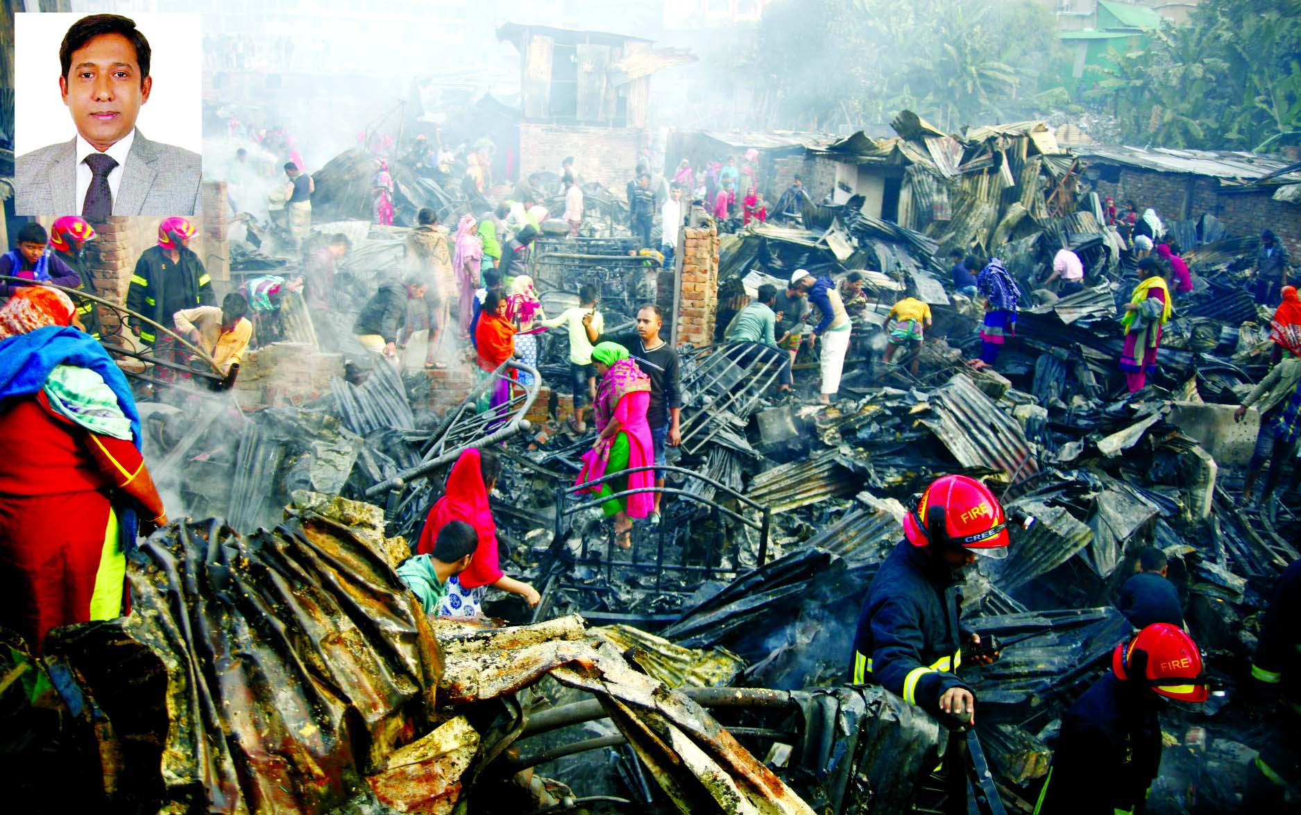 Negligence, ignorance causing fire incidents