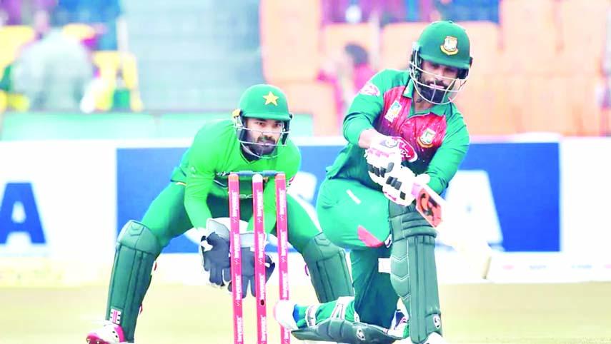Pakistan clinch T20I series 2-0