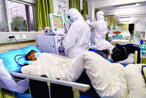 China coronavirus spreading fast
