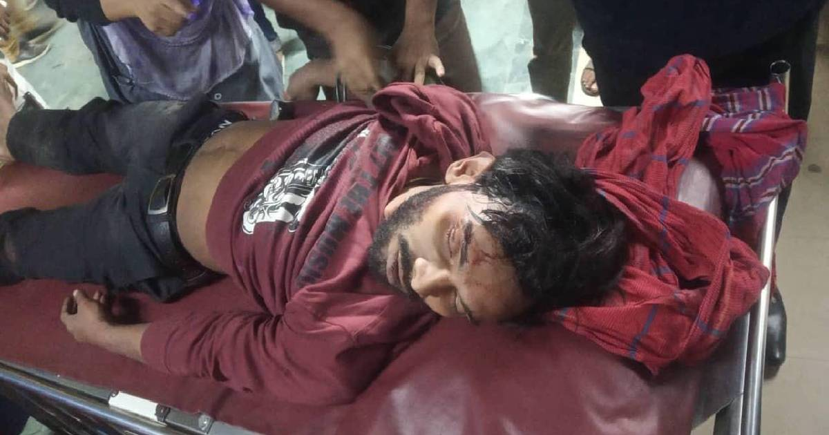 Dhaka City Polls: BNP candidate Ishraque attacked