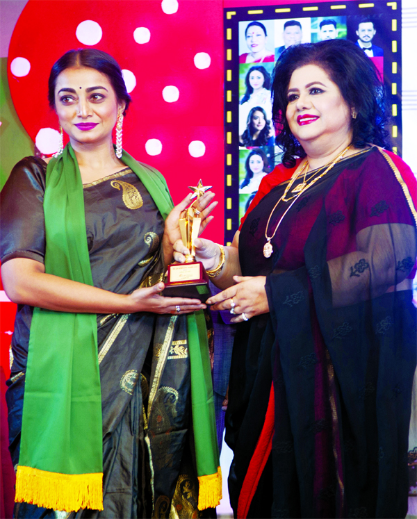 Orsha excited for receiving award from Runa Laila