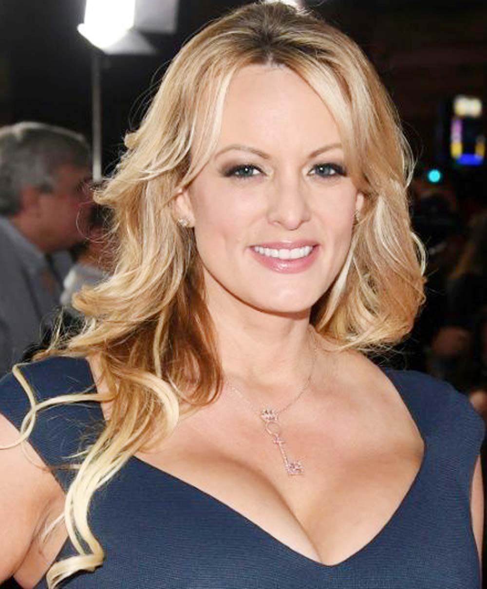 US vice police fired over Stormy Daniels strip-club arrest